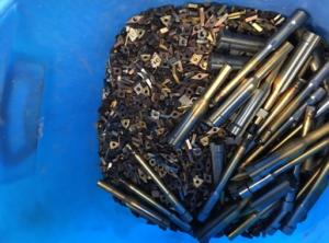 Plaquette et foret de carbure de tungstène