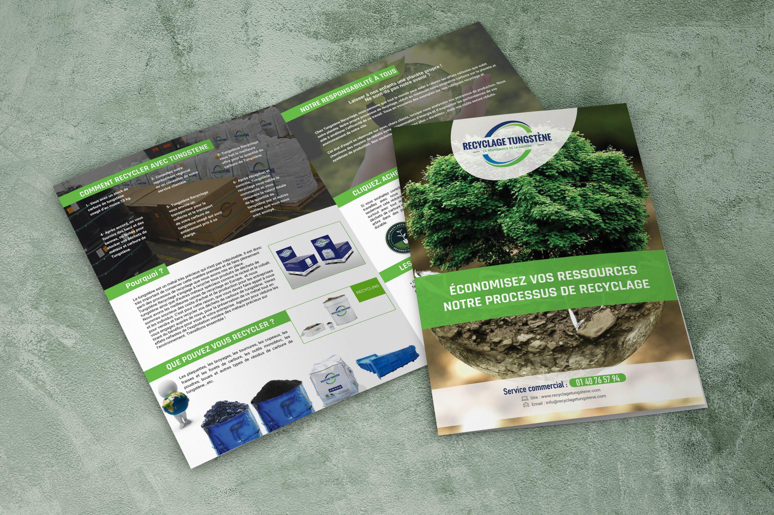 recyclage tungstène